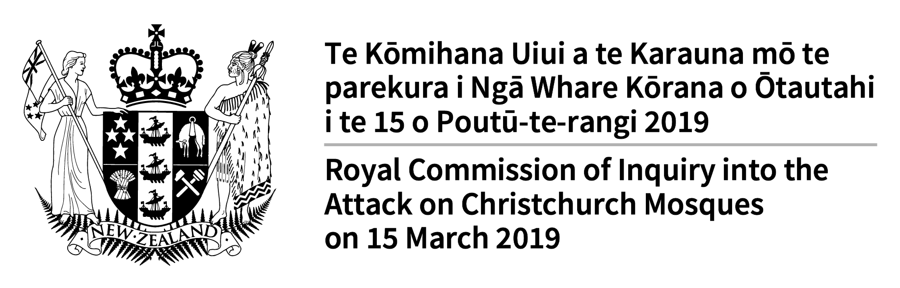 Royal Commission of Inquiry into the Attack on Christchurch Mosques on 15 March 2019
